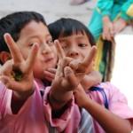 Kinderhilfe Nepal - Schule macht Spass!