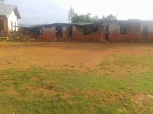 Die Bhimsen Primary School ist zerstört