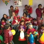 Unser Kindergarten in Dharmastali
