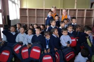 Eröffnung des Inka-Kindergartens