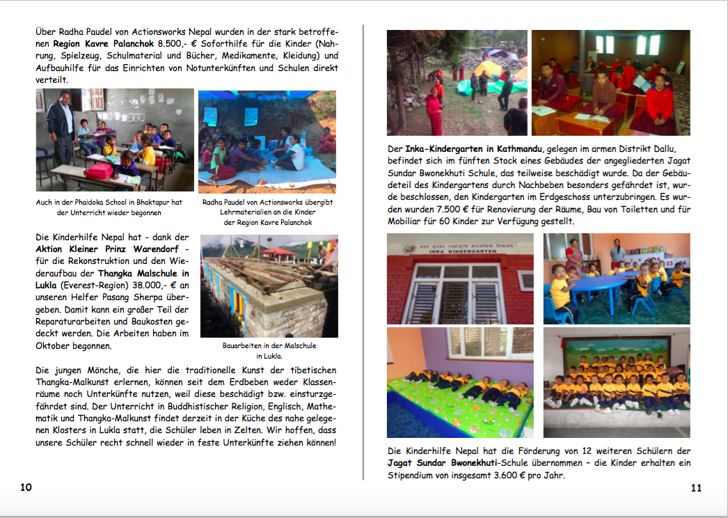 Jahresbericht 2015 Seiten 10|11