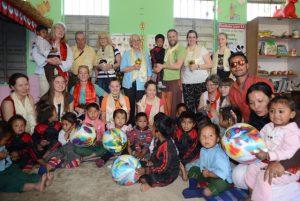 Kinderhilfe-Nepal