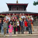 in Tansen: Palpa - unsere Gruppe